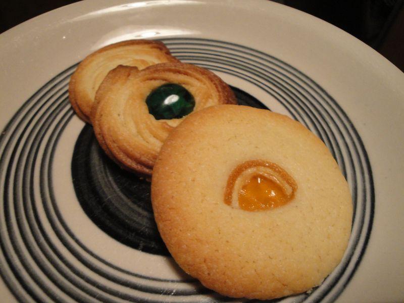Białkowiec, gotowanie i Tea Biscuits 005