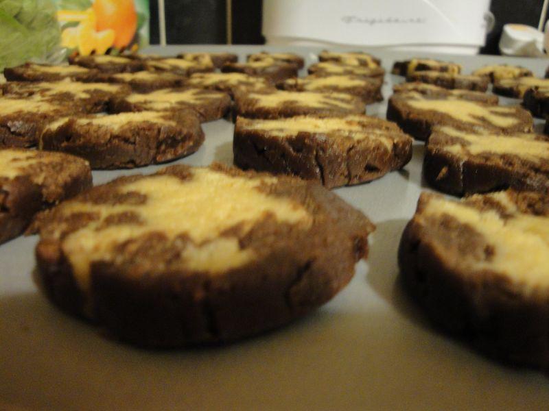 Double Gingerbread Cookies 004